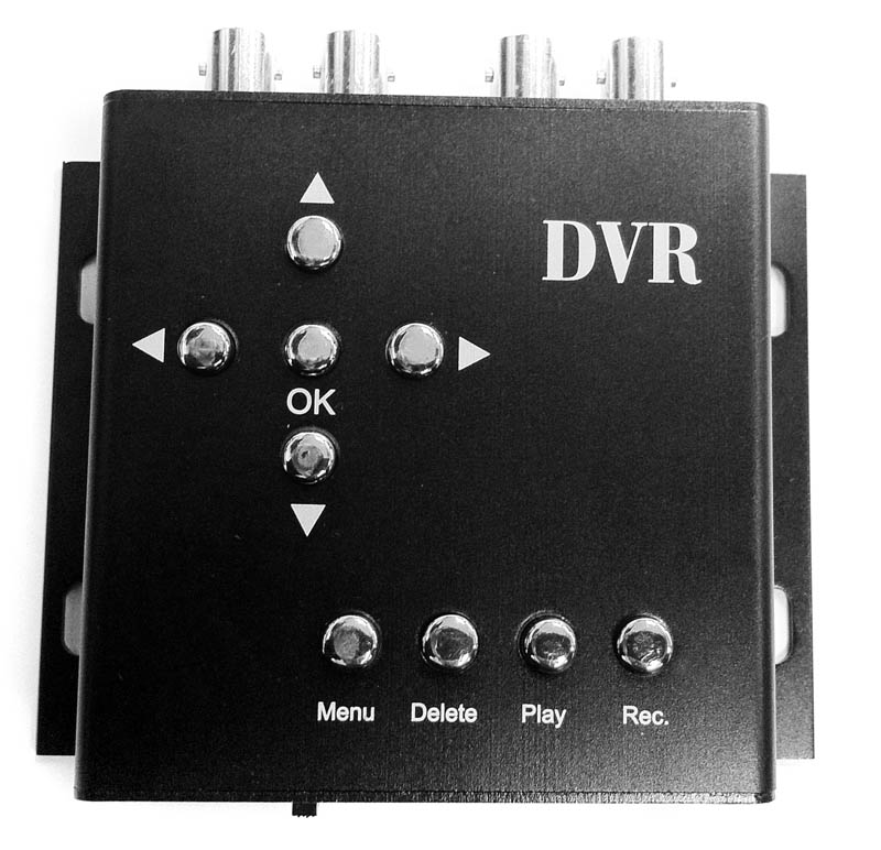 single-channel-dvr-top | GPS Fleet Tracking and DVR