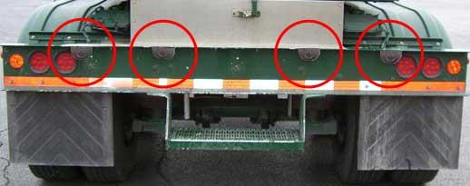 Commercial Heavy Duty Vehicle Backup Sensors Gps Fleet