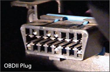 OBD2 Plug