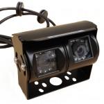 dual angle backup camera for trucks