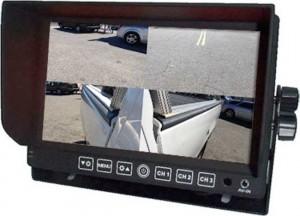 7001Q Truck Video Monitor