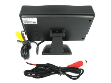 Moss 043la Lcd Monitor Gps Fleet Tracking And Dvr