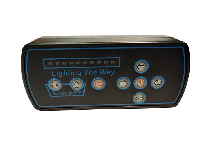 MOSS-003 Vehicle Strobe Light Controller  sc 1 st  Movinu0027 On GPS & MOSS-9800-8 LED Modular Light Bar | GPS Fleet Tracking and DVR ... Aboutintivar.Com