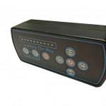 MOSS-003 strobe light Controller Angled
