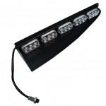 Emergency strobe lights for vehicle