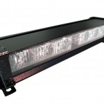 MOSS-22 Dual Modular Mini Light Bar Angled 2