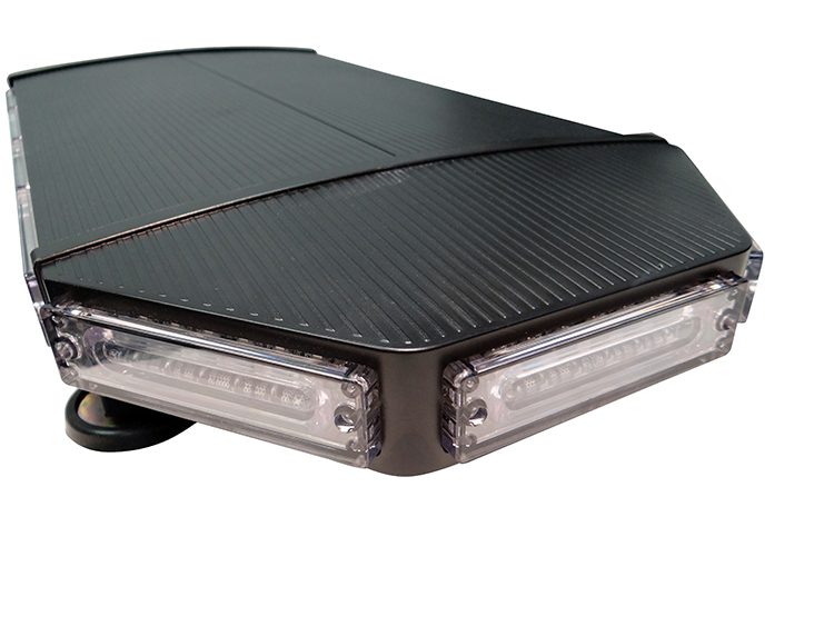 Moss 8711wa roof mounted mini led light bar gps fleet tracking and moss 8711w led mini roof light bar black end aloadofball Images