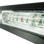 MOSS-9800-2 2-8 LED Modular Light Bar Close Up