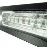 MOSS-9800-4 4-8 LED Module Light Bar Angled Close Up