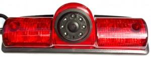 Nissan NV Brake Light Camera