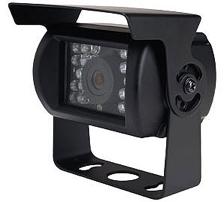 Moss-01R Black Backup Camera