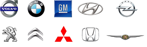 vehicle manufactureres