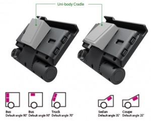 Unibody cradle