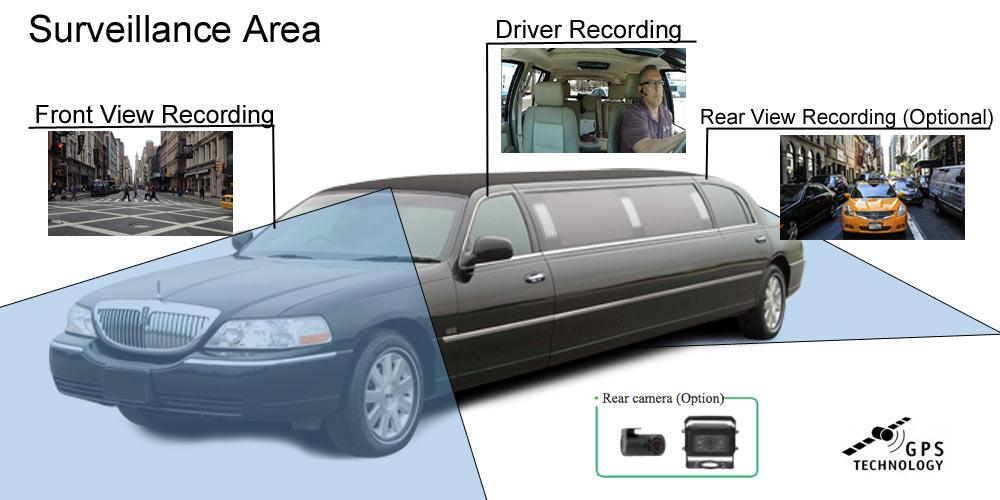 limousine drive camera